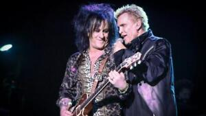 647-642-3137 Billy Idol Tickets Steve Stevens Toronto Orchestra seats 2 or 4 in a row $125 each March 25