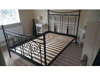 Noresund Double Bed Frame