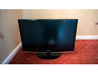 Samsung 2333HD 23 Inch lcd Tv/Monitor with Freeview