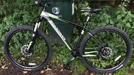 Boardman 29er mountain bike as new