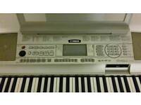 YAMAHA PORTABLE ELECTRIC GRAND PIANO