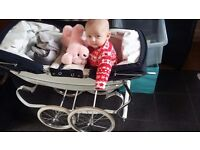 Silver cross coach built pram twin limited edition offers