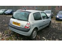 RENAULT CLIO 1.2 PETROL,, BARGAIN PRICE,, EXCELLENT CONDITION