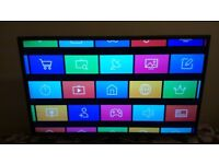 Samsung UE32K5500 32' Smart Full HD LED TV -1 line on screen