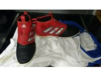 Adidas ace 17+ astro boots size 11