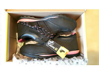 amblers safety shoes boots pink new women 6