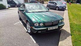 Jaguar XJR. 52000 miles, FSH, immaculate