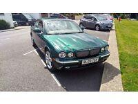 Jaguar XJR. 51000 miles, FSH, immaculate
