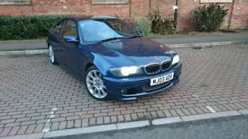 BMW 3 2.5l M Sport Coupe