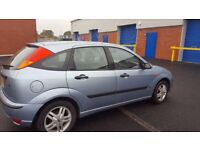 FORD FOCUS 1.6 AUTOMATIC (12 MONTH MOT)
