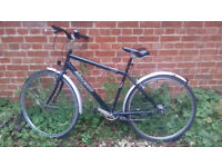 Raleigh Chiltern Bicycle
