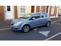 2007 Vauxhall Corsa Club, 1.3cdti in mint condition, service history, well maintained (Opel)