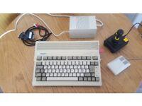 Commodore AMIGA 600 *Re-capped* GOTEK Drive + USB + Zipstik + RGB. AMAZING!