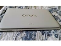 Sony Vaio awesome laptop- needs a new screen hence the cheap price