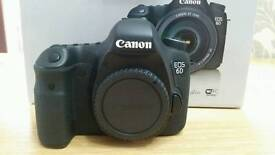 Canon 6d, mint condition Full Frame with 50mm 1.8 lense