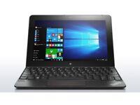 Lenovo ThinkPad 10 Laptop WiFi Camera TouchScreen Stylus Ideal for Homework / Work / Internet