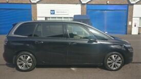 Citroen Grand C4 Picasso 1.6 Diesel Auto Exclusive+ SAT NAV LOADED with Extras