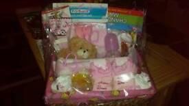 Baby xmas gift hampers £12