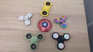 FIDGETSPINNERS and FIDGETCUBES at Banana Service