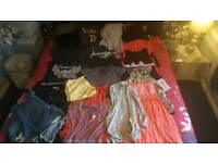Woman's clothes size 16-18