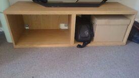 BESTA tv bench (Ikea)