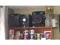 LG Bluetooth stereo/hifi