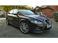 Seat leon cupra 2007, Hpi clear, low mileage 78,000 miles, full service history, 12 months MOT