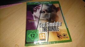 Goat Simulator The Bundle - XBOX ONE - NEW & SEALED