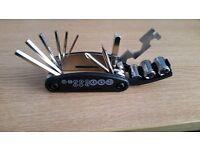Rockbros 16 in 1 Bike Bicycle Multi Repair Tool