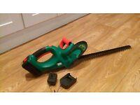 Black & Decker hedge trimmer. 18V. Good condition.