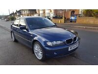 BMW SERIES 3 - LONG MOT - SMOOTH DRIVING -AUTOMATIC