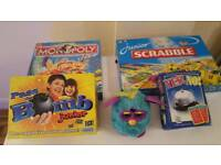 Kids games and dvds