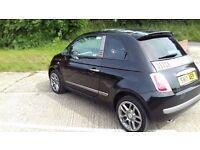 2010 - Fiat 500 1.2 By Diesel Very Low Mileage New MOT