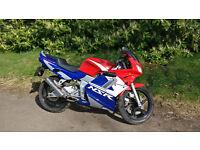 Honda NSR 125 2 stroke Italian import full power