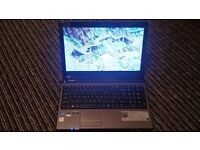 """Acer Laptop, 8GB RAM, 320GB SSD Hard Drive, 17"""" screen, boxed like new"""