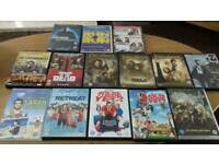 DVD's bundle (3 brand new) excellent condition