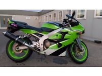 ZX6R J1 2000 for sale