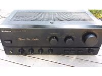 Pioneer A-656 Reference Integrated Stereo Amplifier