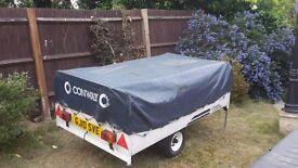 Conway trailer tent sleeps 4