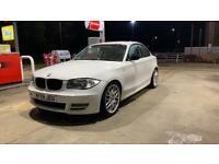 2010 BMW 118d sport white red interior px swaps golf Gti dsg s3 335i fast
