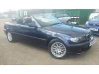 BMW 3 Series 2.2 320Ci 2dr, FSH, HPI CLEAR, LONG MOT, DRIVES EXCELLENT, P/X WELCOME, BEAUTIFUL CAR