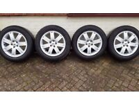 19'' GENUINE RANGE ROVER VOGUE LAND ALLOY WHEELS ALLOYS 5X120 SPORT DISCOVERY 3 4