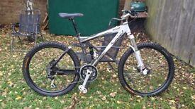 RAM AllMtn Full suspension mountain bike