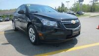 2012 Chevrolet Cruze LT Turbo...ONE OWNER! AWESOME FUEL ECONOMY!
