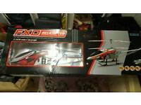 Fxd remote control helicopter brand new in box