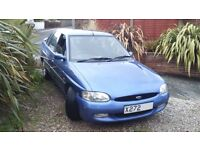 PRICE DROP Ford Escort. Low Mileage