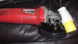 MILWAUKEE 110 V 1000 watt grinder