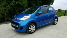 2011 Peugeot 107 1.0 Verve 5dr **only 65k miles** c1 aygo fiesta Corsa clio 207