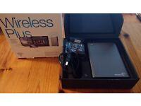 Segate Wireless Plus + Wi-Fi 500GB External Hard Drive