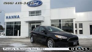 2017 Ford Focus *NEW* SE *200A* *WINTER PACKAGE*